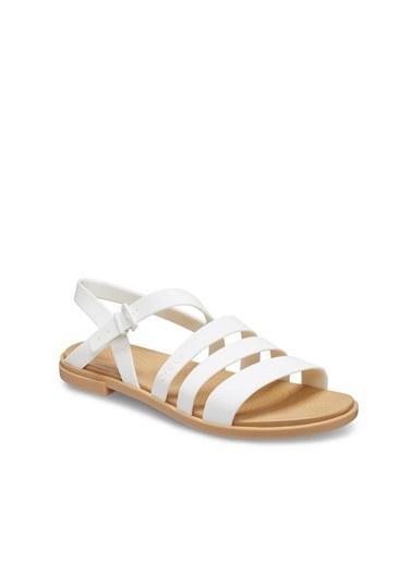 Crocs Tulum Sandal W Terlik Cr0936 1Cq Beyaz